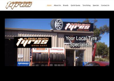 Aldinga Beach Tyres