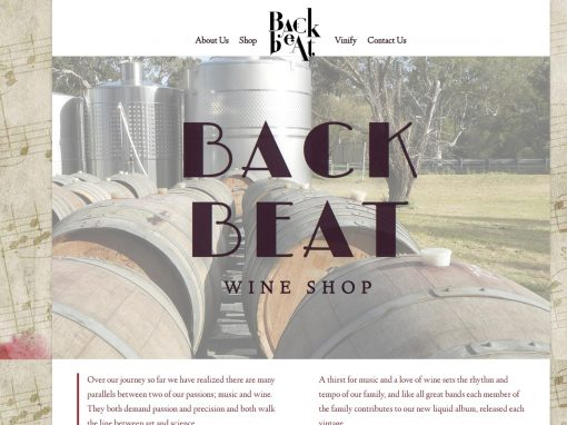 Back Beat Wines