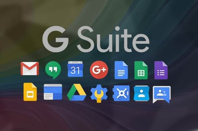 G Suite quick access side panel in Drive