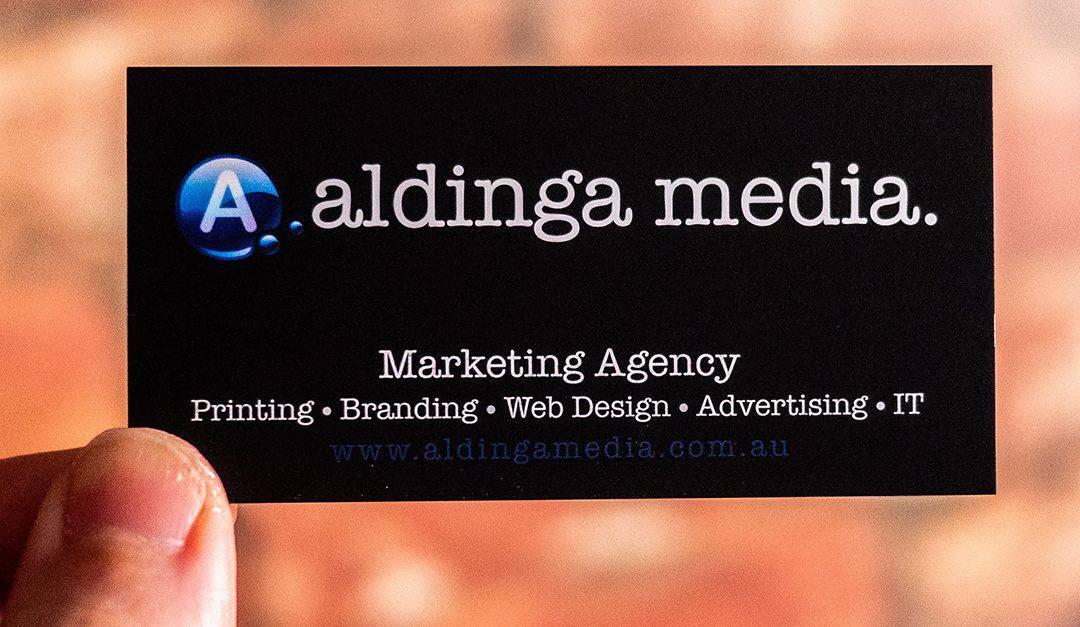 Aldinga Media on Linkedin